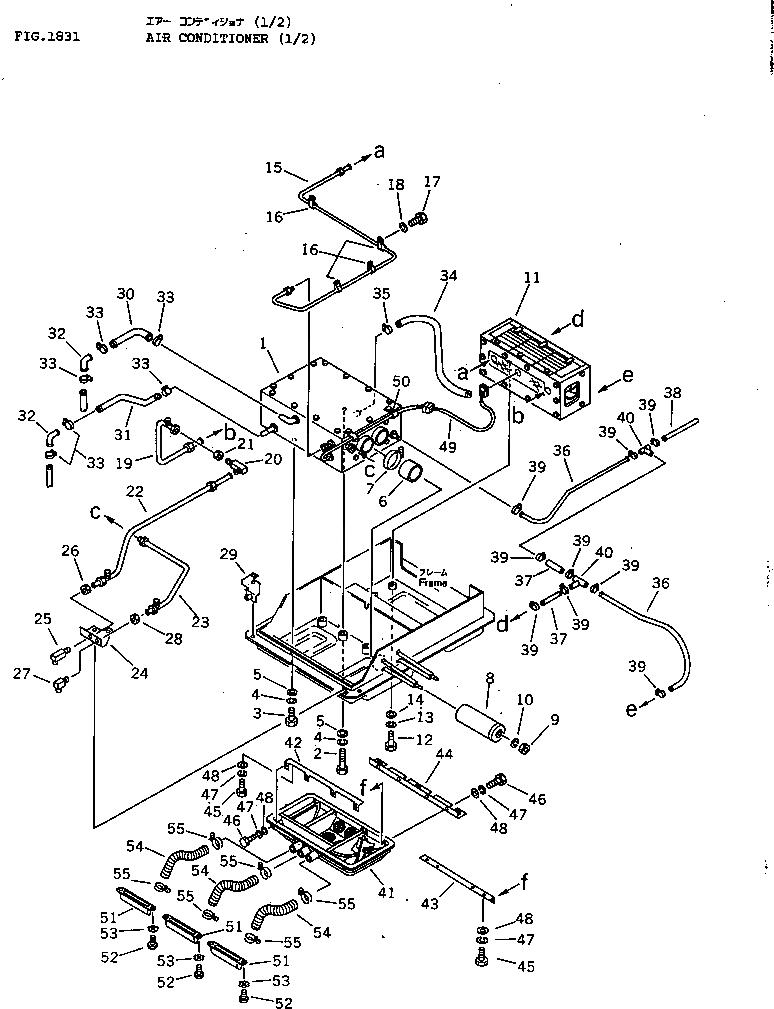 01370-00412 Komatsu ВИНТ