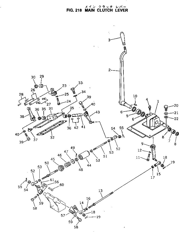 01640-22232 Komatsu ШАЙБА