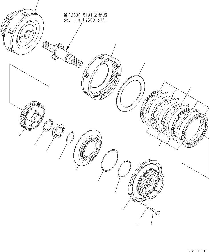 04064-07025 Komatsu СТОПОРНОЕ КОЛЬЦО