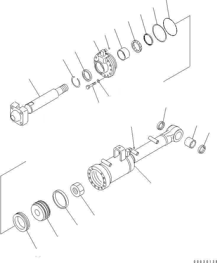 07179-12084 Komatsu ПРУЖИННОЕ КОЛЬЦО