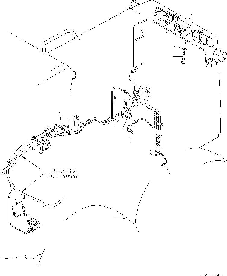 426-06-11690 Komatsu ЗУММЕР