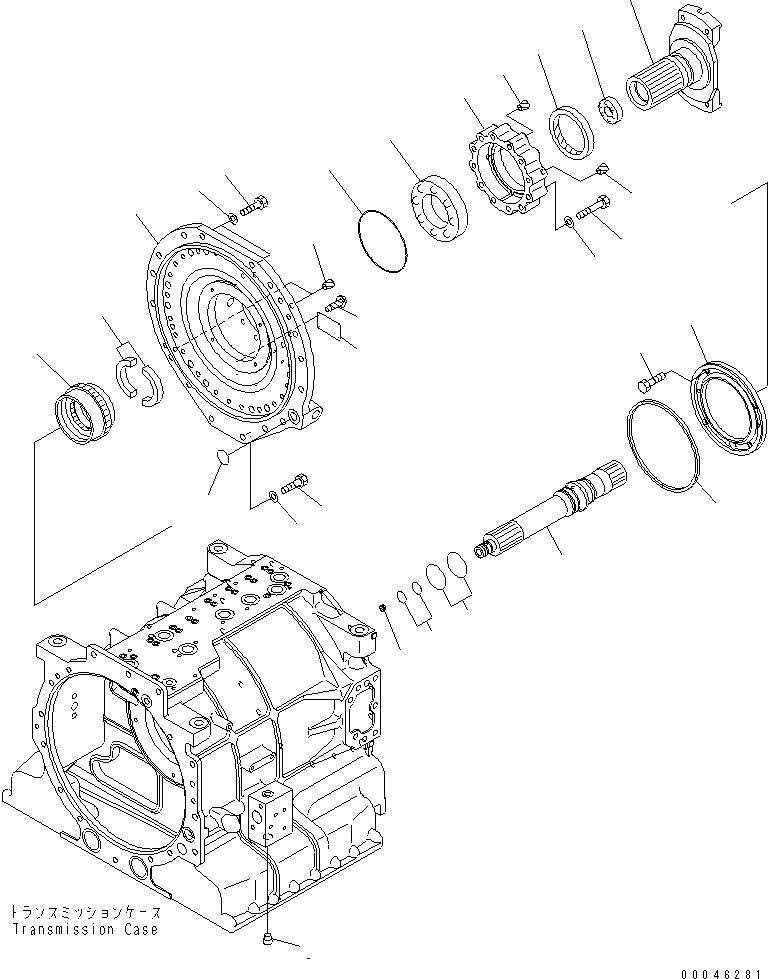07012-50120 Komatsu МАСЛОУПЛОТНИТЕЛЬНАЯ ПРОКЛАДКА