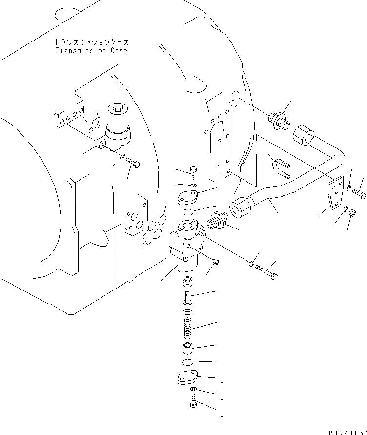 209-38-12490 Komatsu КОЛЬЦО
