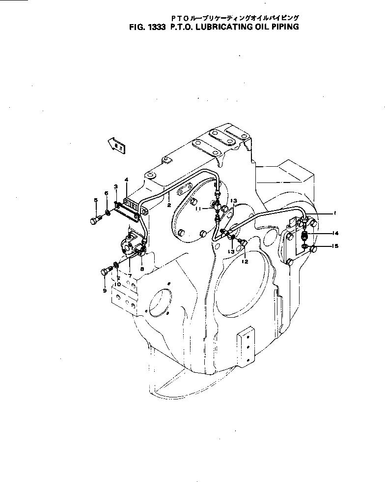 6691-51-9570 Komatsu ТРОЙНИК