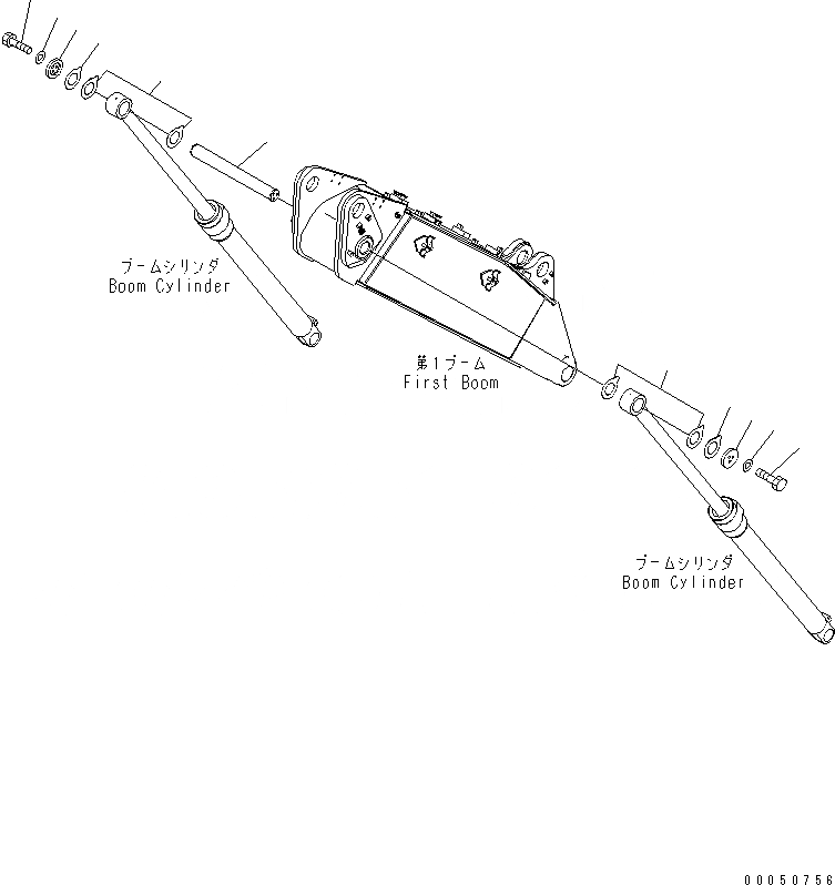 20Y-70-41221 Komatsu НАКЛАДКА