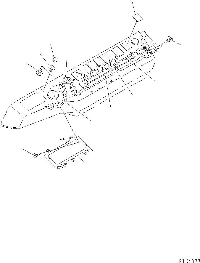 20Y-06-K2290 Komatsu ЭЛЕКТРОПРОВОДКА