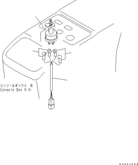 418-06-32111 Komatsu ЭЛЕКТРОПРОВОДКА