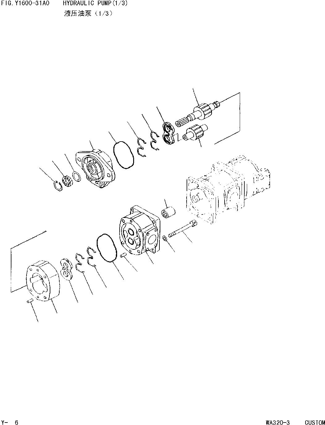 705-17-02830 Komatsu МАСЛОУПЛ. ПРОКЛАДКА