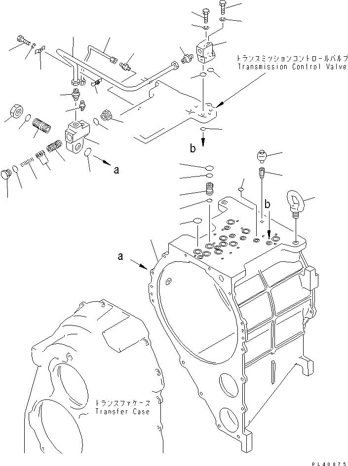 170-09-17130 Komatsu ПРОКЛАДКА ТИП