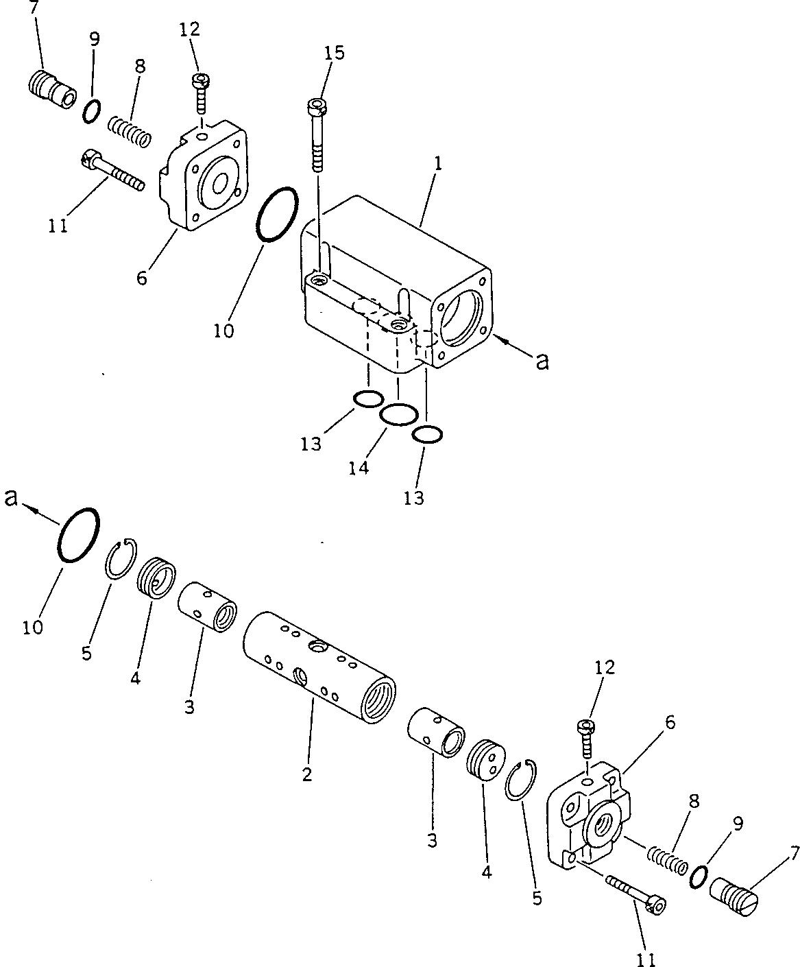 07000-52020 Komatsu О-КОЛЬЦО