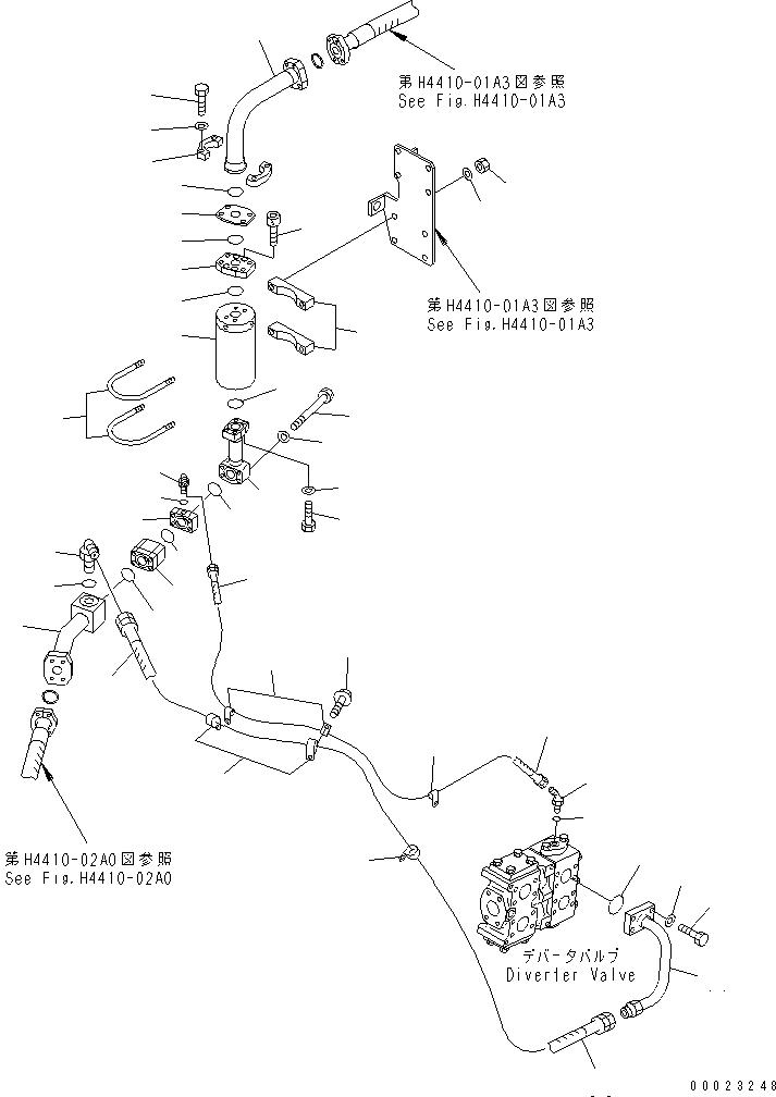 07000-53050 Komatsu УПЛОТНИТЕЛЬНАЯ ПРОКЛАДКА