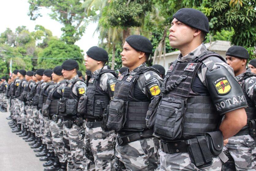 Justiça determina continuação do concurso público da Polícia Militar no Pará