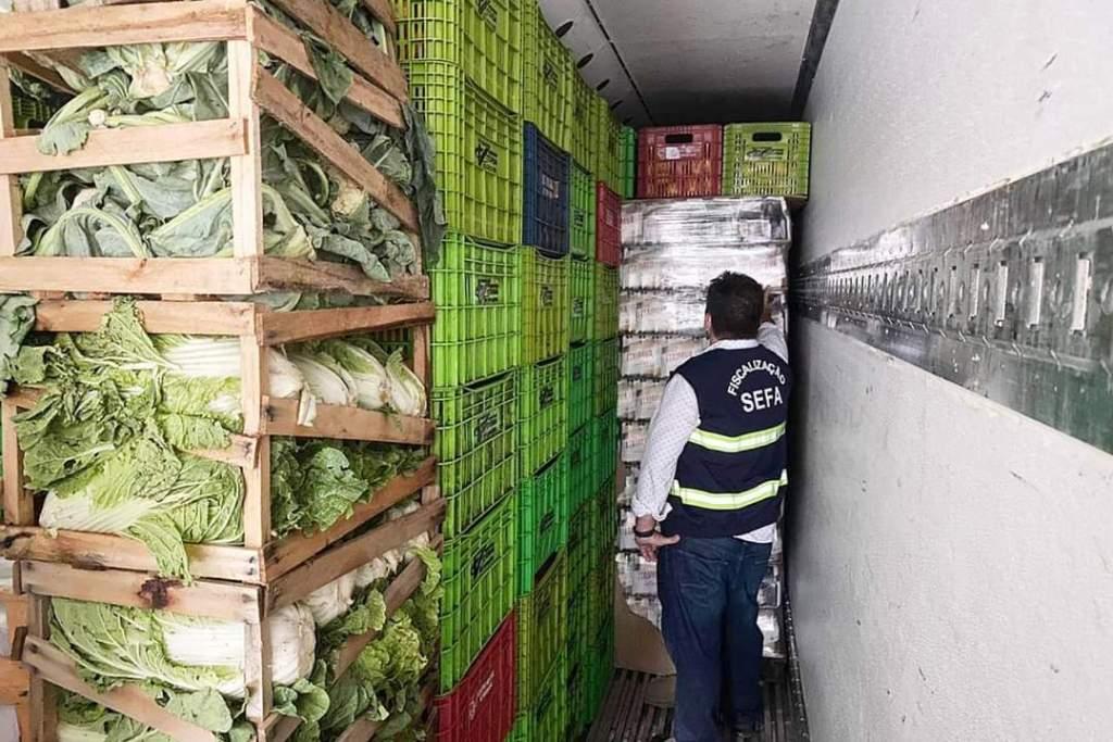 Sefa apreende mais de 40 mil garrafas de cerveja em Marabá
