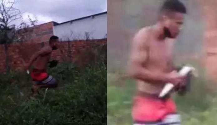 CHOCANTE: Homem é flagrado estuprando menina de 11 anos