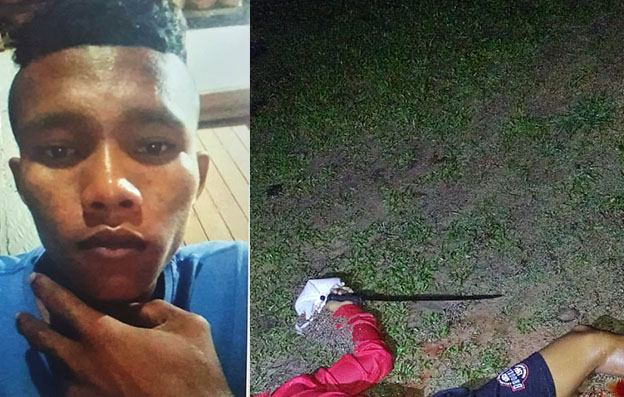 Acusado de homicídio é morto após tentar invadir casa de policial