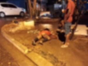 Em Marabá travesti é assassinada a tiros
