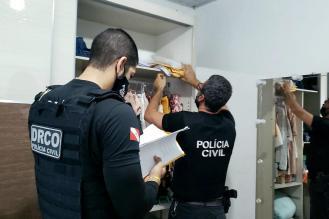 Operação Clean Crib prende envolvidos em fraudes bancárias