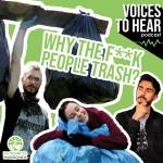 VOICES to hear podcast со За Почиста Македонија