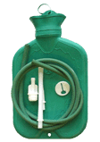 Кружка Эсмарха для очистительной клизмы