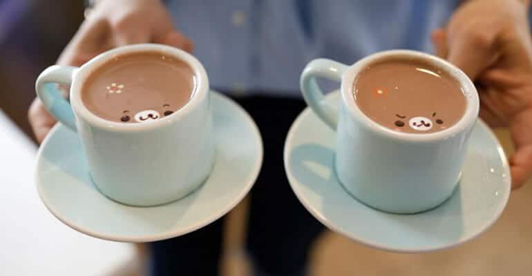 Запор от кофе с молоком