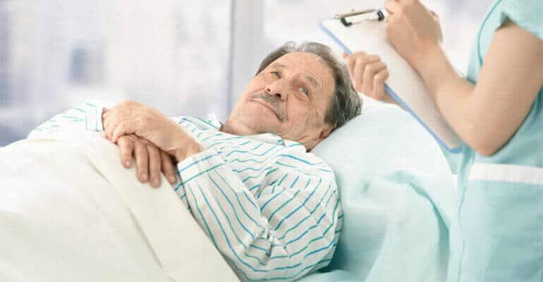 Слабительные для лежачих больных старческого возраста