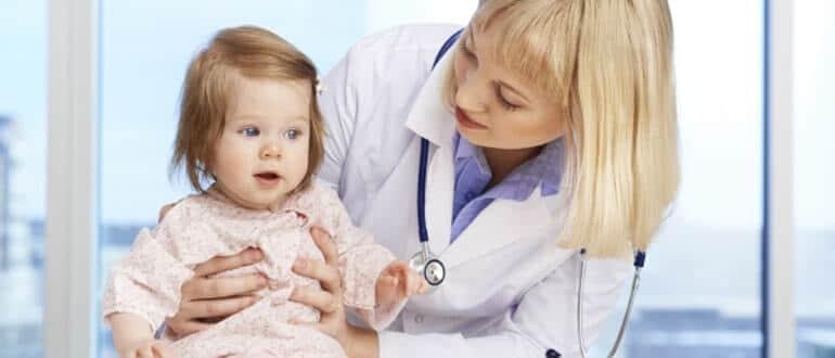 Смесь от запоров для новорожденных