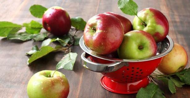 яблоки вызывают запоры