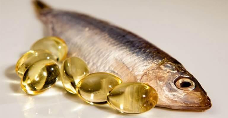 рыбий жир в капсулах при запорах