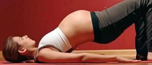 упражнения от запоров при беременности