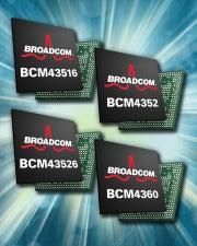 Broadcom 5G chips