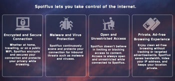Spotflux Guards Your Online Privacy for Free