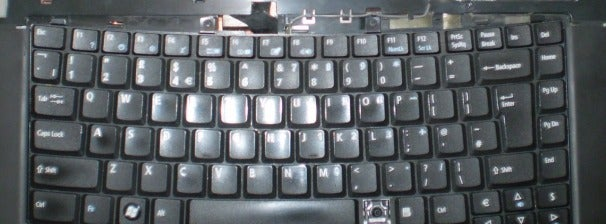 Replace your laptop keyboard