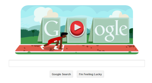 Google Doodles Let Users Jumps Hurdles, Shoot Hoops