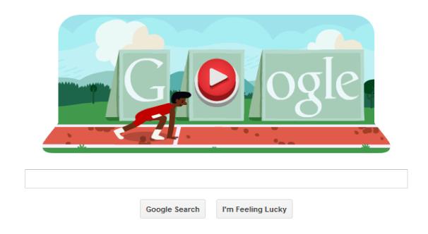Google Doodles Let Users Jumps Hurdles, Shoot Hoops