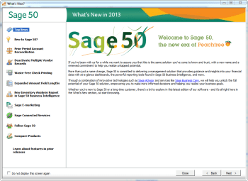 Sage 50 Complete Accounting 2013