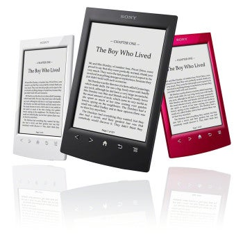 Sony Launches PRS-T2 Touchscreen E-Reader for $130