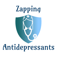 Zapping Antidepressants
