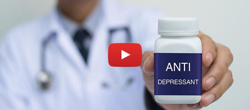 Helping you find alternative methods to fight depression & anxiety