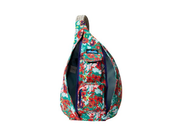 Kavu Rope Bag Rose Garden - Free Shipping Ways