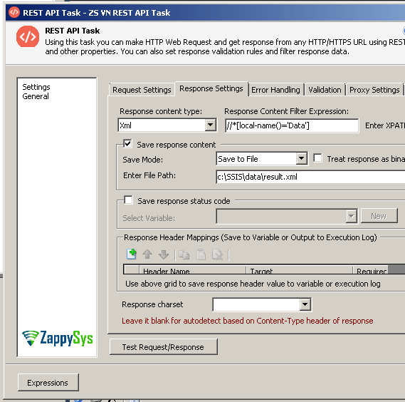 SSIS - Extract single XML node using XPath from SOAP