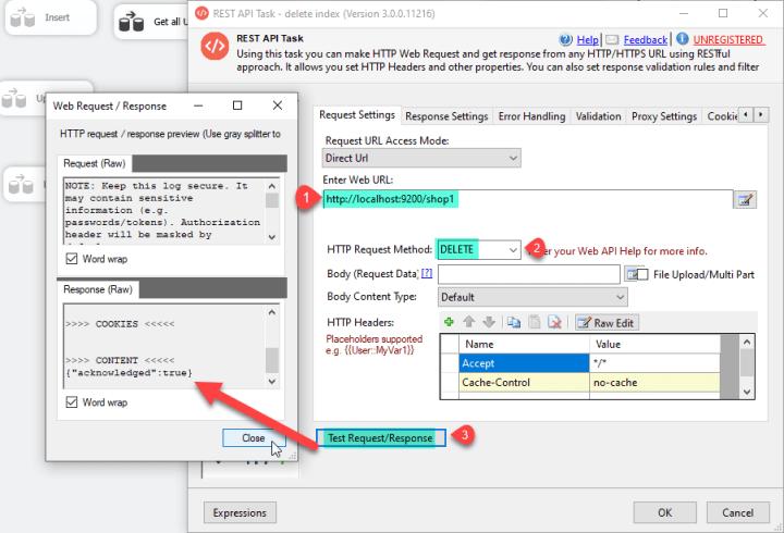 Rest API Delete Method