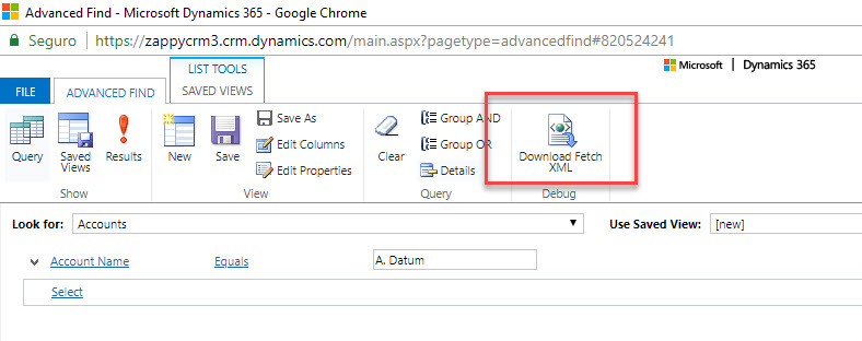 SSIS Dynamics CRM - Read / Import data into SQL Server