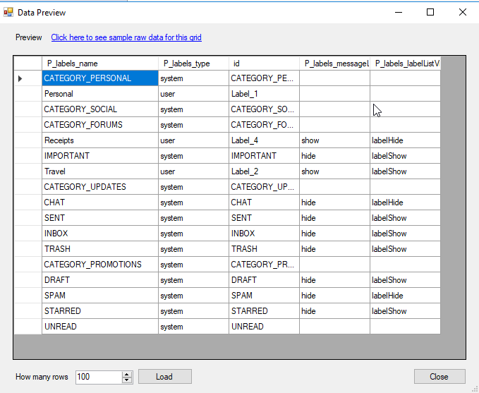 Calling Gmail REST API using SSIS - Read Emails | ZappySys Blog