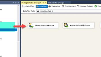 Read Amazon S3 data in Power BI or Call AWS REST API (JSON / XML