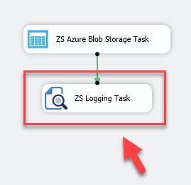 The SSIS Log task
