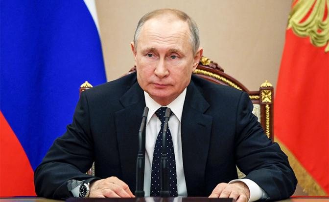Александр Казаков: Путин запустил процесс управляемого хаоса