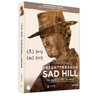 Desenterrando Sad Hill DVD Blu-ray y libro. Edición limitada España