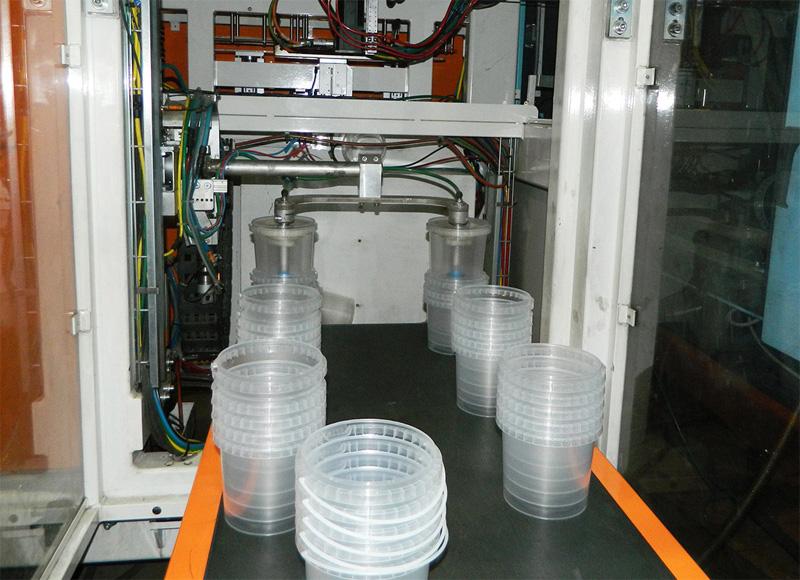 Пластиковые ведра производство. Оборудование для производства оцинкованных ведер: что нужно