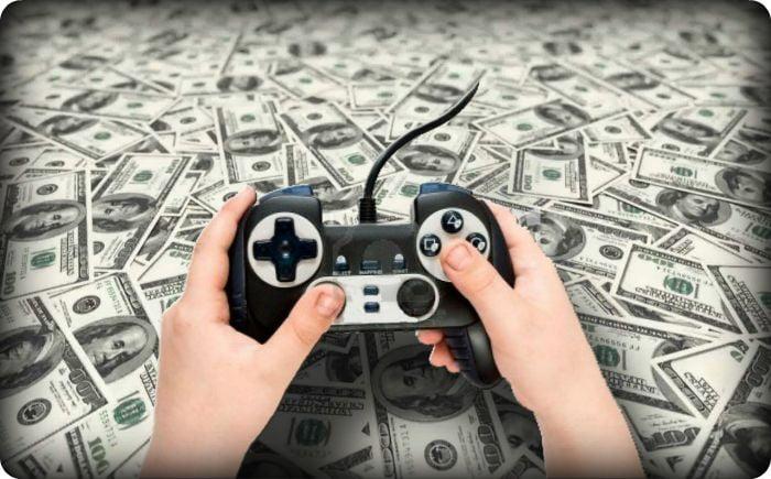 деньги на играх