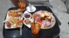 "A typical ""Aperitivo"""